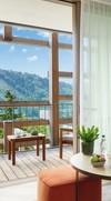 Balcony - Deluxe Suite