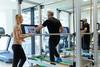 Rehabilitation exercises at the Waldhotel
