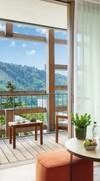 Balkon - Deluxe Suite