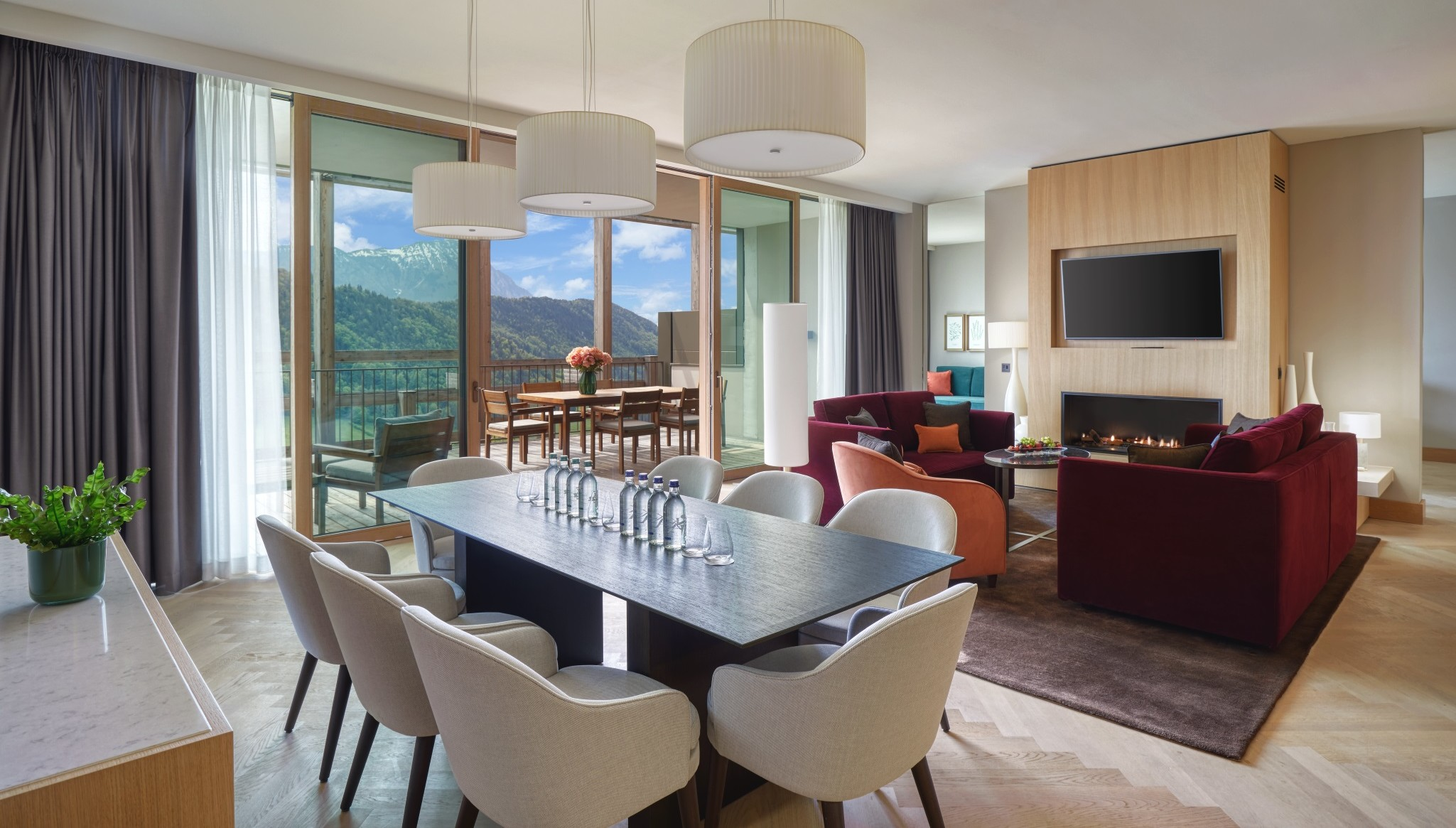 Waldhotel Executive Suite