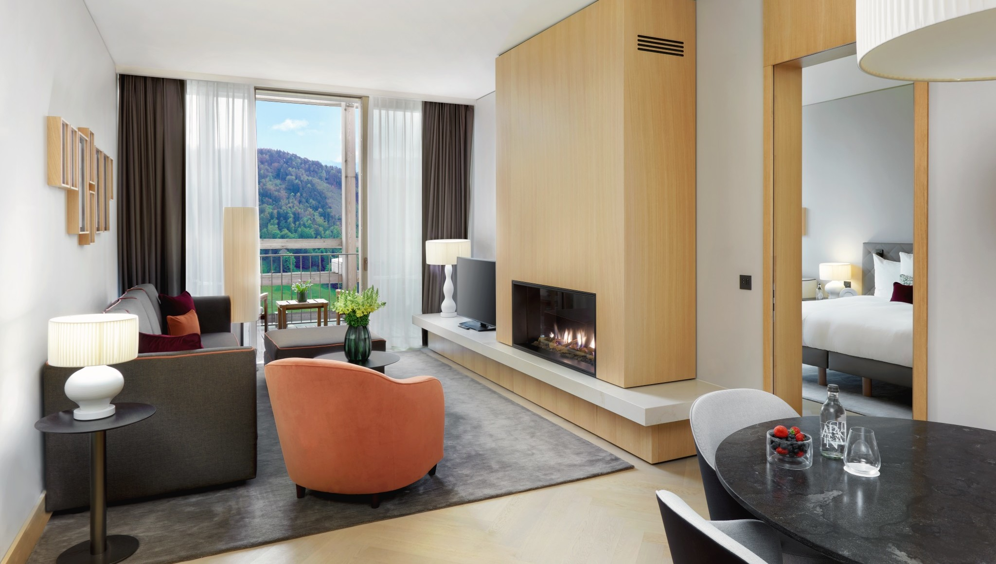 Waldhotel Alpine Suite